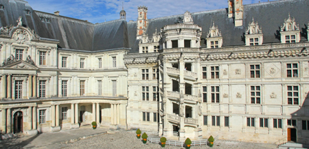 Castelul regal Blois